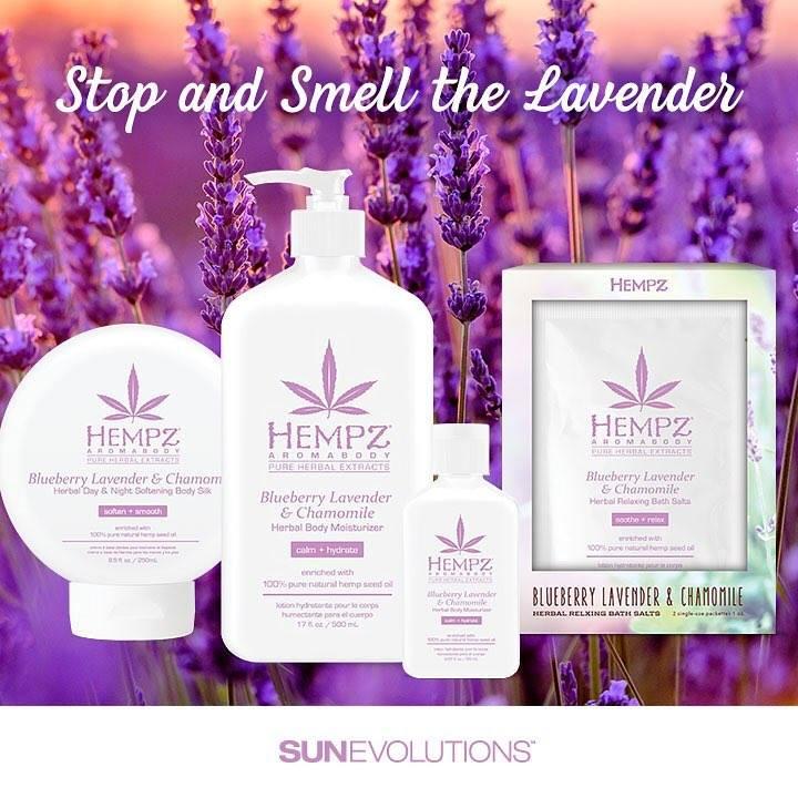 Side Banner Lavender